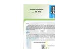 Model M 40 C - Vacuum Regulators Brochure