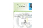 Series M 50 C - Vacuum Regulators Brochure