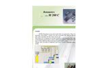 Model M 200 C - Gas Flowmeters Brochure