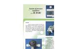 Model M 30 C - Pressure Regulator Brochure