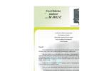 Series M 1032 C - Chlorine Analyzer Free Brochure