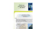 Series M 2103 C - Chlorine Gas Measuring Sensor Brochure