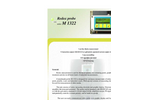 Series M 1322 - Redox Probe Brochure