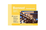 Borosol-protection for wood
