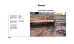 Environmental Due Diligence Brochure