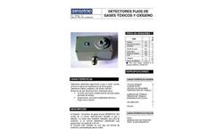 GasVisor - Gas Detection Control Panel - Brochure