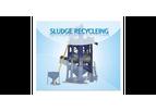 Sludge Recycling Using X-O-Technology