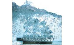 Aquaflex - Model CBTD - Stainless Steel Coarse Bubble Tube Diffuser