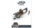 AYMAS - Model HP2 Series - Two Compression Scrap Balers - Datasheet