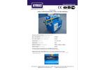 MODEL CS - CABLE STRIPPER MACHINE