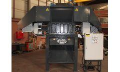AYMAS - Model SH 30 - Scrap Metal Shredder