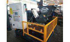 AYMAS - Model BP - Briquetting Press - Metal Briquetting Press