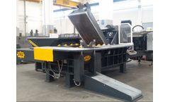 AYMAS - Model HP3 (30x30) - Heavy Duty Scrap Balers