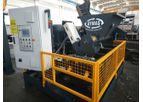 AYMAS - Model BP 100 - Chip Briquetting Press