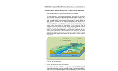 Integrated Water Resources Management Brochure