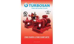 Turbosan - Fire Fighting Sets - Datasheet