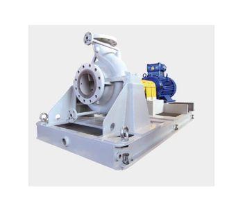 Turbosan - Model API 610 - Process Pumps
