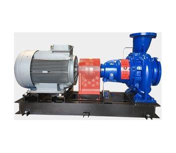 Türbosan - Model NORM Series - End Suction Pumps