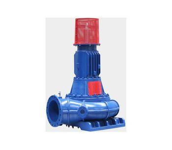 Türbosan - Model CAP Series - Sewage and Wastewater Pump
