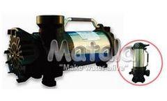 VersiFlow - Submersible Water Pump