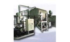 Yes-Sun - Model SUN-3000L and SUN-5000L - Economical-Type Organic Fertilizer Machine