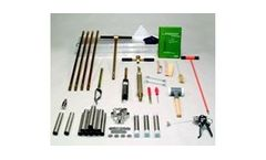 Rotek - Soil Coring Kit for Volatile Components