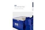 Twin-Shaft Batch Mixer (DKX) Brochure