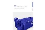 Twin Shaft Continuous Mixer (LFK) Brochure