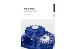 Rotor Impact Mill (RPM & RPMF) Brochure