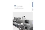 Indexing Belt Filter (BF) Brochure