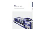 Rubber Belt Filter (BFR) Brochure