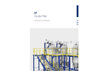 Candle Filter (CF) Brochure