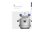 Pressure Plate Filter (PF) Brochure