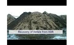 BHS-Sonthofen - Recovery of metals from ASR