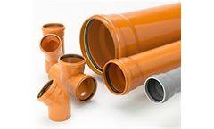 Sewage PVC-U Pipes