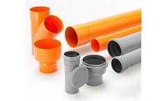 PVC-U and PP Construction Industry Pipes