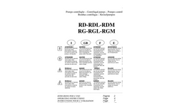 Salvatore - RD - Pumps Brochure