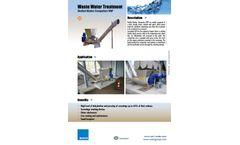 SAVI - Model VWP - Shafted Washer Compactor - Datasheet