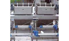 Model GVB - GVS - Sub-Vertical Mechanical Bar Screen