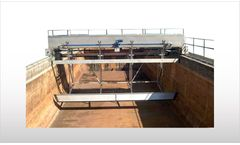 SAVI - Model PVS - Travelling Bridge for Settlement Tanks