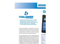The Challenger - Air Flow Calibrator from Gilian – Datasheet