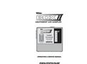 Gilian - Model BDX-II - Personal Air Sampling Pump (500 - 3,000 cc/min) - Manual