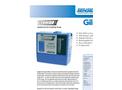Gilian - Model BDX-II - Personal Air Sampling Pump (500 - 3,000 cc/min) - Datasheet