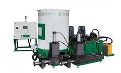 Model BP-250 / BP-500 - Hydraulic Briquette Press