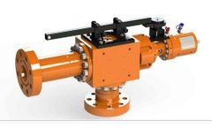 Versa-Choke - Modular Drilling Choke Technology