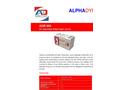 Model ADB005 - Air Operated Diaphragm Pumps- Brochure