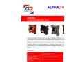 Model ADB030 - Air Operated Diaphragm Pumps - Brochure