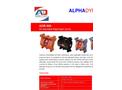 Model ADB050 - Air Operated Diaphragm Pumps- Brochure