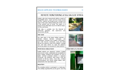 REMOTE MONITORING of the GALILEE STREAM LAND