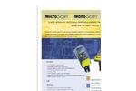 MonoScan and MicroScan Data Sheet
